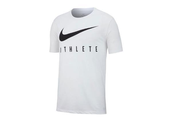 Miesten treenipaita Nike Dry Tee DB Athlete M BQ7539-100