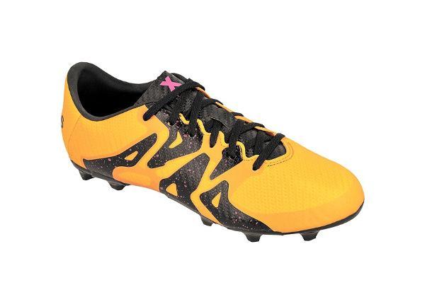 Lasten jalkapallokengät Adidas X 15.3 FG/AG Jr S74637