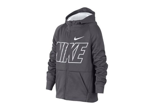 Lasten huppari Nike JR Therma Hoodie FZ GFX Junior 939851-021