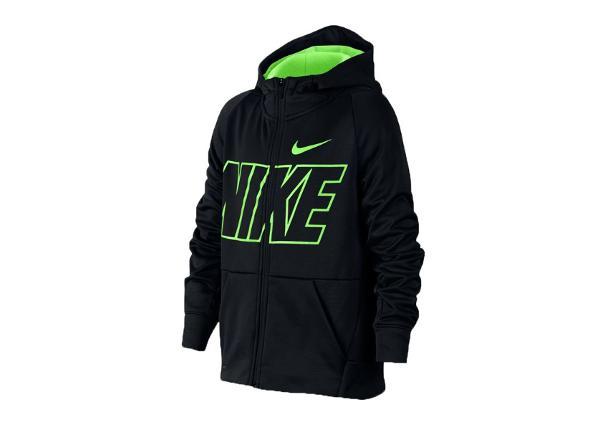 Lasten huppari Nike JR Therma Hoodie FZ GFX Junior 939851-013