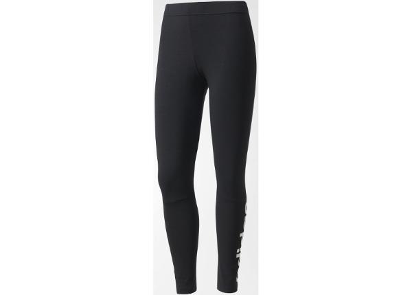 Naisten leggingsit Adidas Essentials Linear Tight W S97155