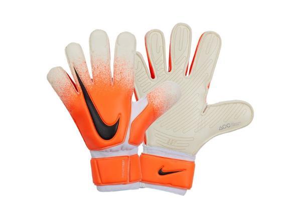 Miesten maalivahdin hanskat Nike GK PRMR SGT SU19 GS3375 100 oranssi-valkoinen