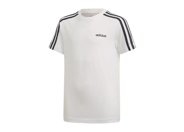 Treeningsärk lastele adidas JR Essentials 3S Tee Junior DV1800