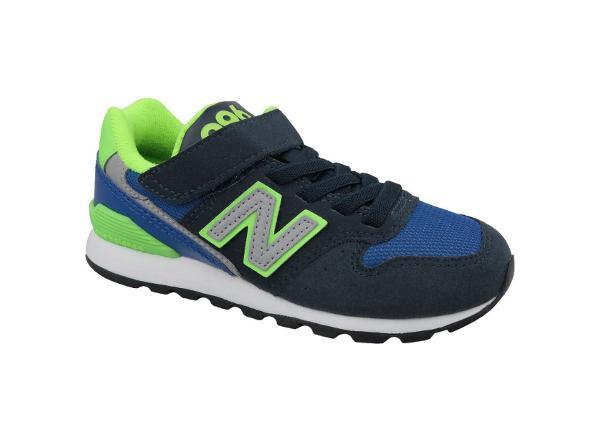 Lasten vapaa-ajan kengät New Balance JR YV996DN