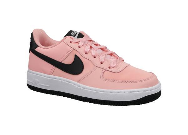Naisten vapaa-ajan kengät Nike Air Force 1 VDay Gs W BQ6980-600