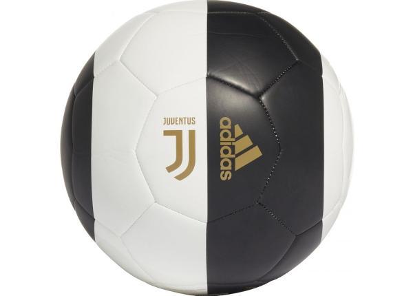 Jalkapallo Adidas Juventus Capitano M DY2528 valkoinen