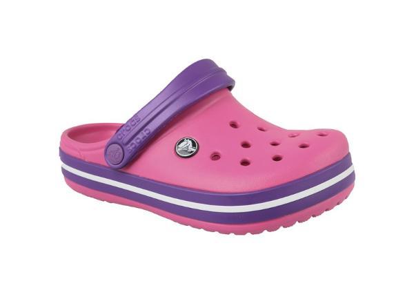 Lasten sandaalit Crocs Crocband Clog JR 204537-600