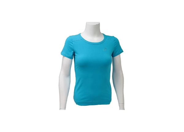 Naisten treenipaita Adidas Ess Tee W O59845