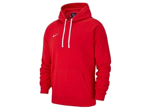 Dressipluus meestele Nike Hoodie PO FLC TM Club 19 M AR3239 657 punane
