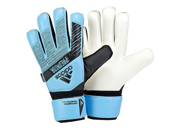 Детские перчатки для вратаря adidas Predator TTRN FS DY2607
