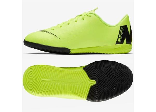 Jalgpallijalatsid lastele Nike Mercurial VaporX 12 Academy GS IC JR AJ3101 701