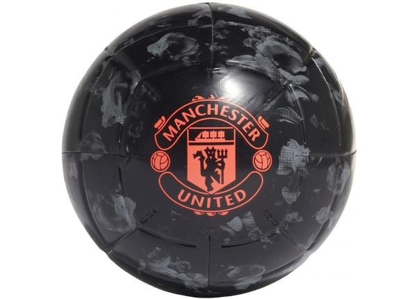 Jalkapallo Adidas Manchester United M DY2527 musta
