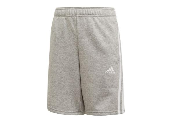 Lasten urheilushortsit Adidas MH 3Stripes Short Junior ED6466