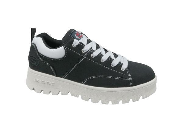 Naisten vapaa-ajan kengät Skechers Street Cleats W 74345-BLK
