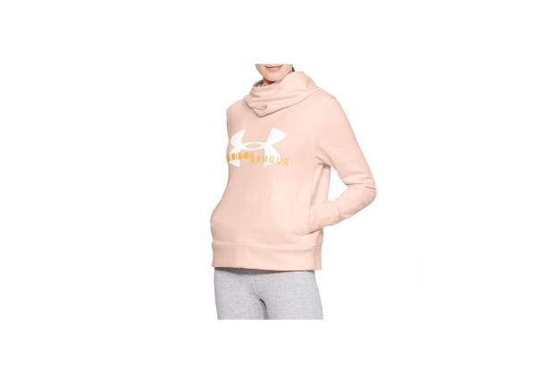 Dressipluus naistele Under Armour Rival Fleece Logo Hoodie W 1321185-805