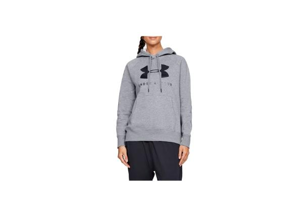 Naisten huppari Under Rival Fleece Sportstyle Graphic Hoodie W 1348550-035