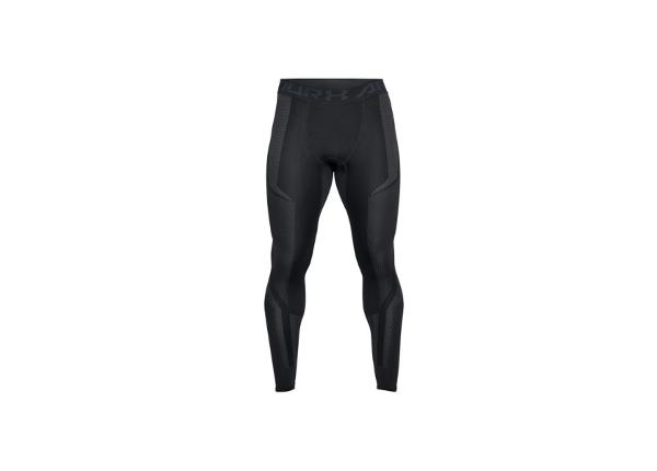 Miesten pitkät kompressiohousut Under Armour Threadborne Seamless Legging M 1320199-001