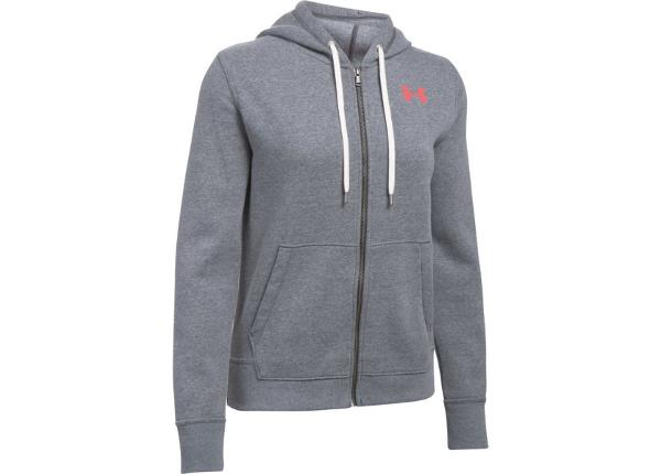 Naisten huppari Under Armour Favorite Fleece Full Zip W 1298415-090