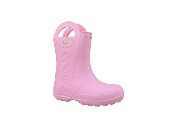 Lasten kumisaappaat Crocs Handle It Rain Boot Kids JR 12803-6I2