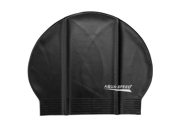 Täiskasvanute ujumismüts Aqua-Speed Soft Latex