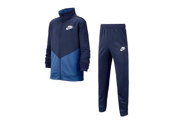 Lasten verryttelyasu Nike JR NSW Core Tracksuit Futura Junior BV3617-410