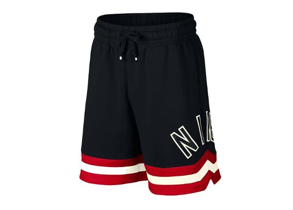 Miesten shortsit Nike NSW Air Short Fleece M AR1829-010