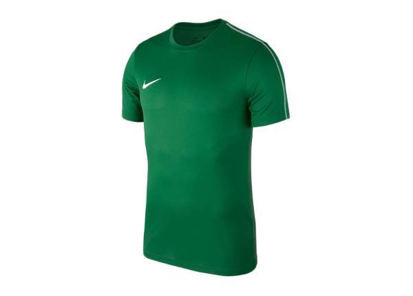 Lasten jalkapallopaita Nike Park 18 SS TOP Y NK DRY Jr AA2057-302