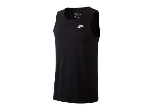 Vabaajamaika meestele Nike NSW Club Tank M BQ1260-010