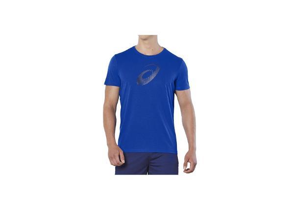 Мужская тренировочная футболка Asics GPX SS Top Tee M 155241-438