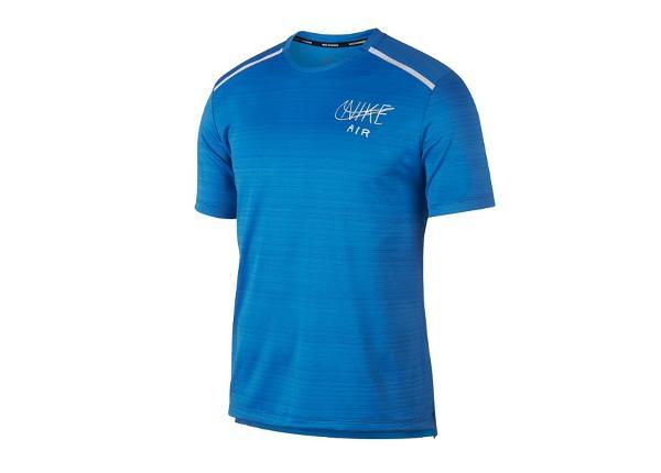Мужская тренировочная футболка Nike Dry Miler Top SS GX M AT7840-435