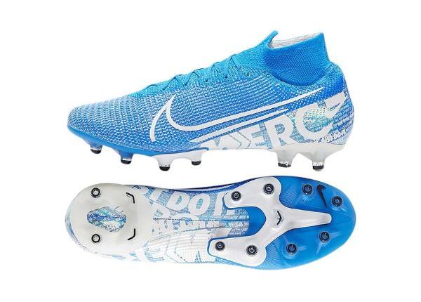 Мужские футбольные бутсы Nike Mercurial Superfly 7 Elite AG Pro M AT7892 414