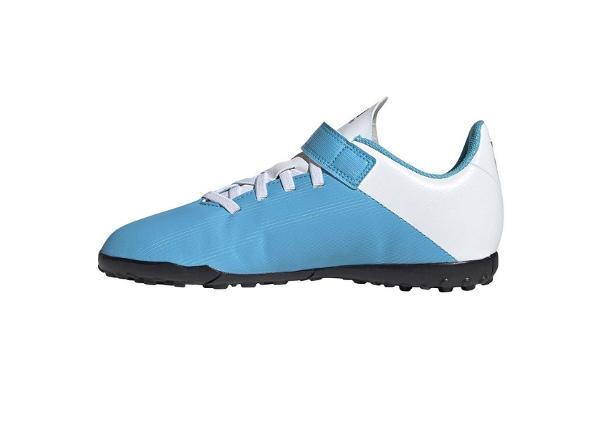 Jalgpallijalatsid lastele adidas X 19.4 H&L TF JR EF9126 sinine