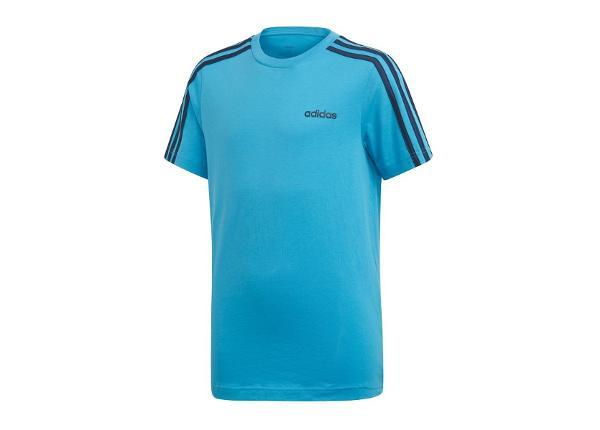Lasten treenipaita Adidas JR Essentials 3S Tee Junior DV1804