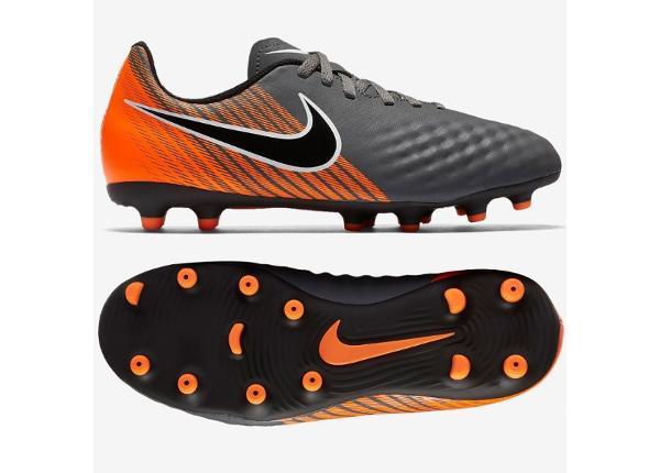 Детские футбольные бутсы Nike Magista Obra II Club FG Jr AH7314-080