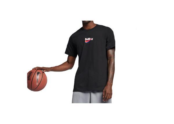 Мужская тренировочная футболка Nike Dri-Fit LeBron Tee M AJ9493-010