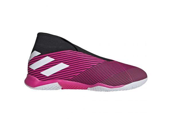 Мужские футбольные бутсы adidas Nemeziz 19.3 IN M EF0393 розовые