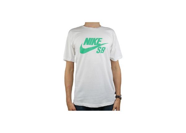 T-särk meestele Nike SB Logo Tee M 821946-103