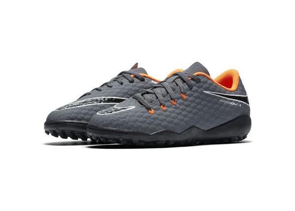 Детские футбольные бутсы Nike Hypervenom PhantomX 3 Academy TF JR AH7294-081