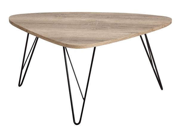 Sohvapöytä Wood 3 90x60 cm