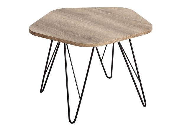 Sohvapöytä Wood 5 60x60 cm