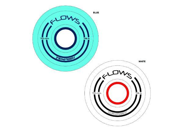 Rullalaudan renkaat LB 70x51 78A Tempish