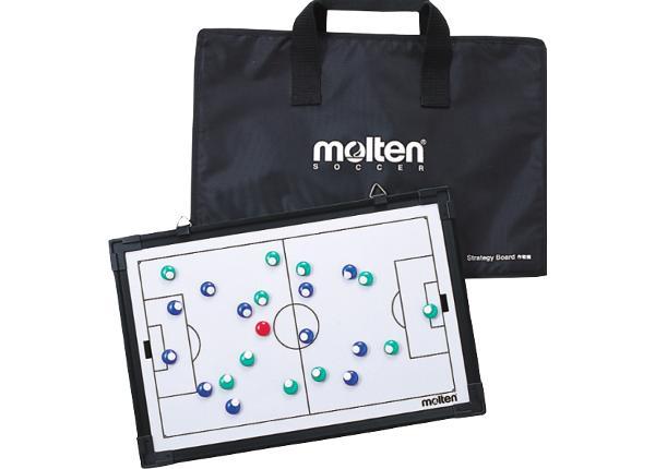Jalgpalli taktikatahvel Molten