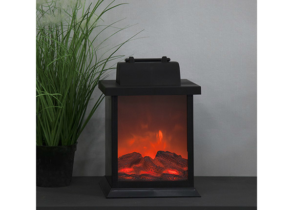 Latern Fireplace