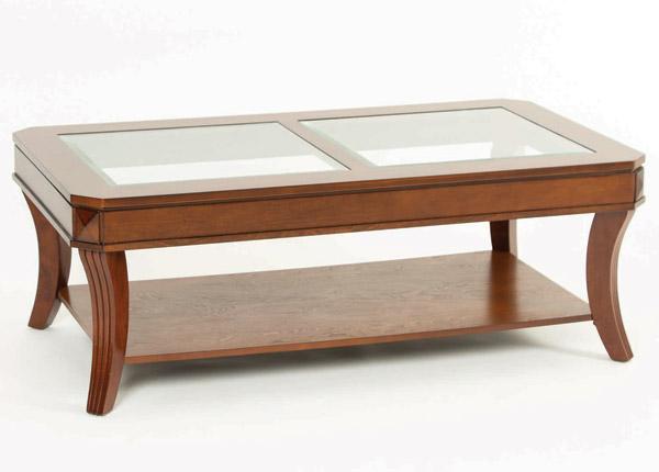 Sohvapöytä 127x71 cm