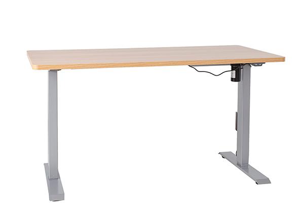 Регулируемый по высоте рабочий стол, 1 двигатель