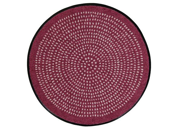 Pyöreä matto Nestor mauve Ø 65 cm A5-200933