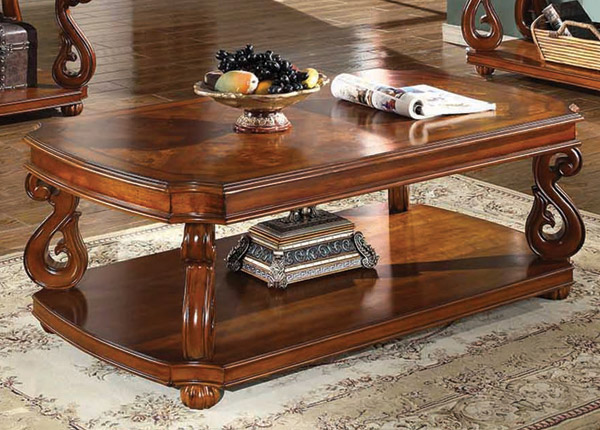 Sohvapöytä 126x71 cm
