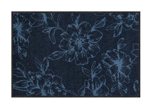 Vaip Flower Dance blue
