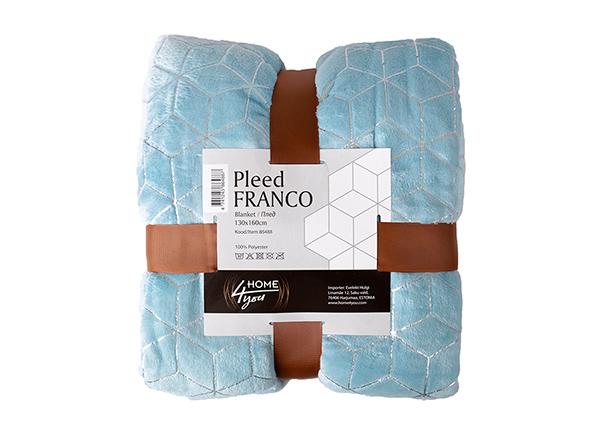 Плед Franco 130x160 см