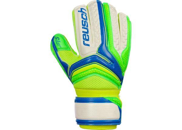 Детские перчатки для вратаря Reusch Serathor S1 Junior 37 72 215 494